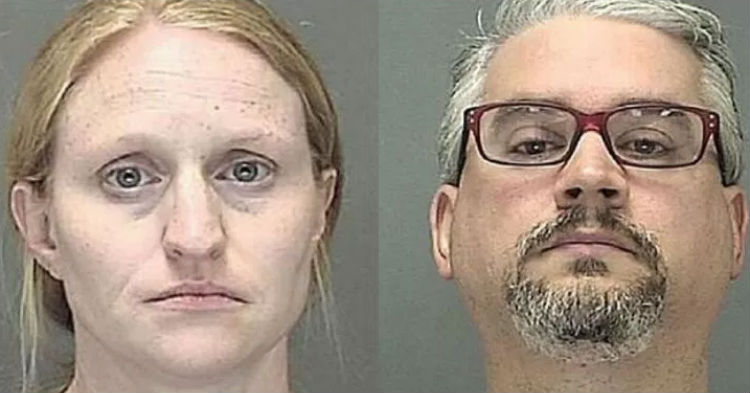 Everyone Who Hears About Couple's Crime Agrees, They Are Going Straight To Hell