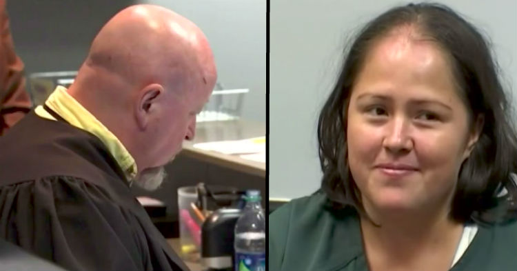 We've Seen Many Disgusting Acts In Court, But This Mom On Trial For Murder Easily Tops The List