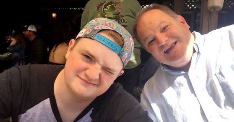 Dad Has Message For All Parents After 16-Year-Old Son Dies After Drinking Popular Soft Drink