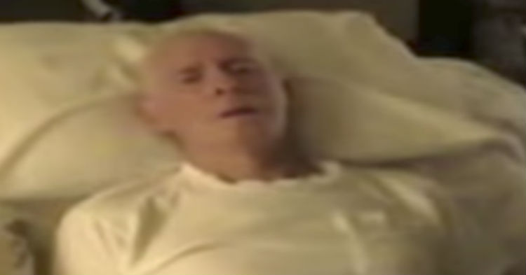 Man On His Deathbed Says He Saw God And He Gave Him A Warning For All. Here's What He Said (video)