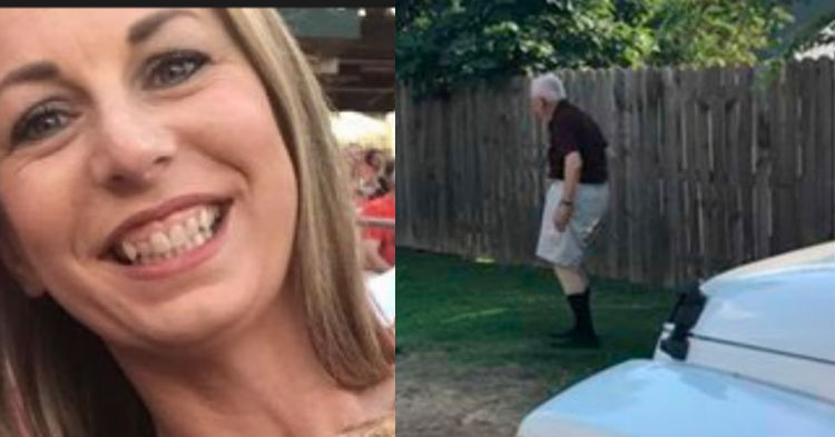 Husband Abrubtly Pulls Over To Side Of The Road, Wife's Photo Quickly Gain National Attention