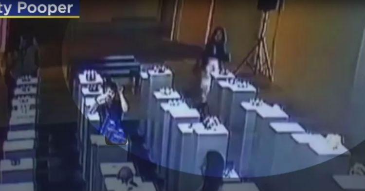 Oblivious Lady's Dumb Mistake Just Caused $200,000 Of Irreplaceable Damage (video)