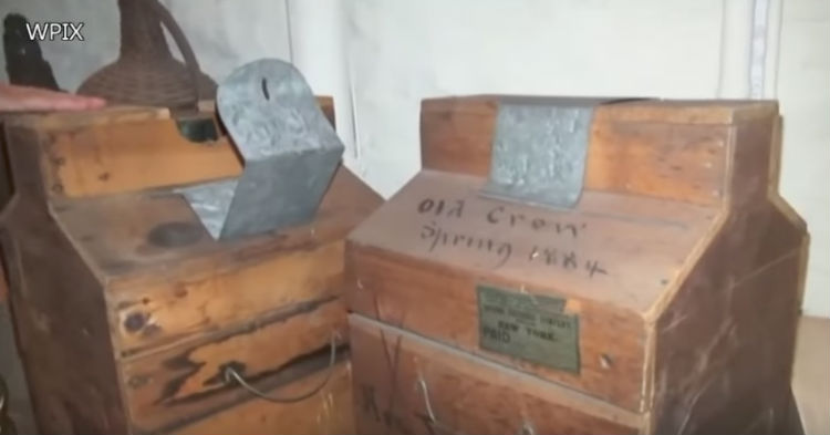 Crew Finds False Wall In House Of A Founding Father Built In 1770, Leads To Treasure Trove