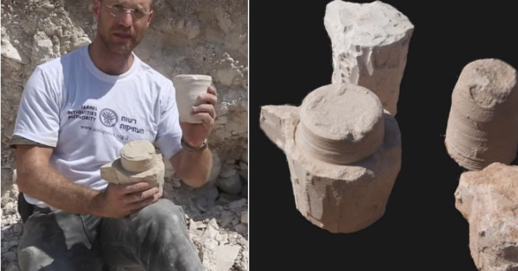 Archaeologists Make 2,000-Year-Old Discovery Near Nazareth That Could Help Rewrite History