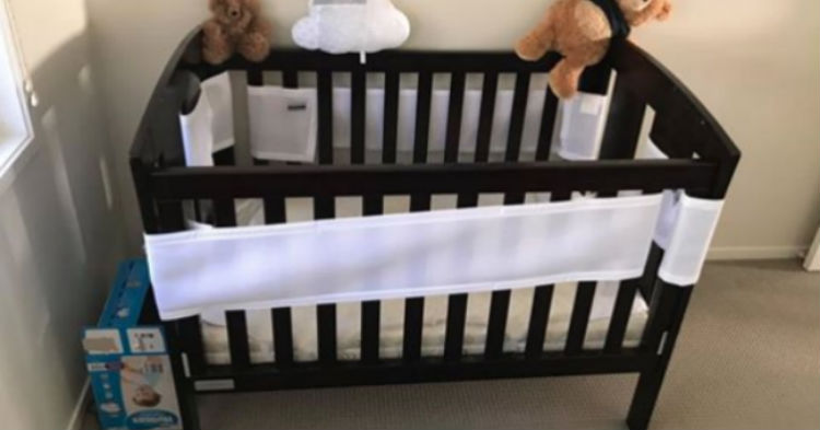 Dad Walks In His Baby's Room And Spots A Scary Snake, Can You Find It?