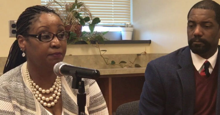 On Her First Day, New Principal Suspended Half The Students At School All For The Same Reason