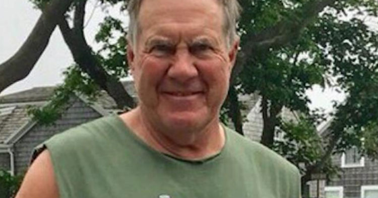 Bill Belichick Wore A Shirt That's Causing Controversy, And He Refuses To Apologize