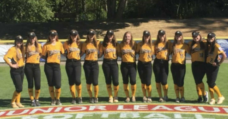 Softball Team Is Kicked Out Of Tournament After Officials See Their Team Photo. Is This Fair?