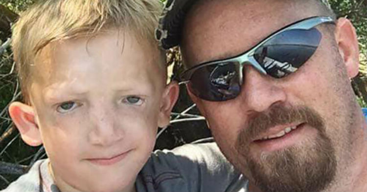 Dad Found Out Son Is Bullied For His Rare Syndrome, Takes Swift Action. Gains National Headlines