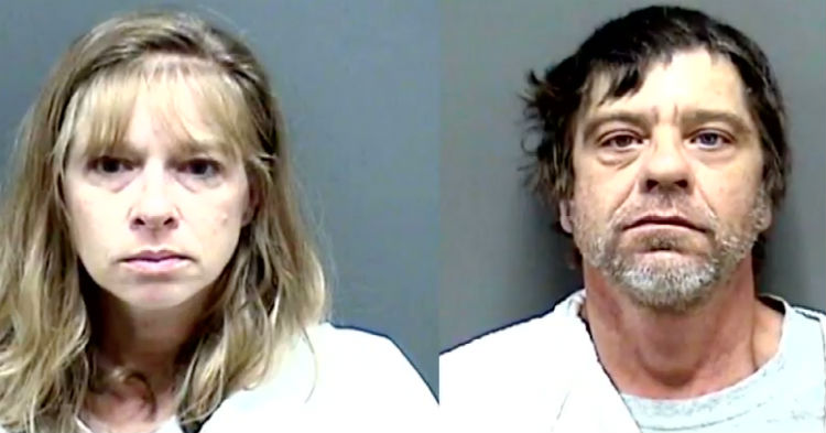 Couple Arrested After Cop Finds Worst Scene He's Seen In His 23 Years Of Law Enforcement