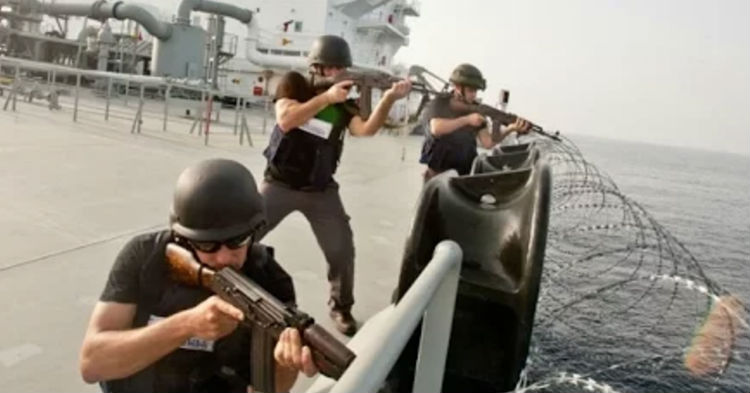Somali Pirates Think They Have An Easy Target, Have No Clue Snipers Are Waiting For Them