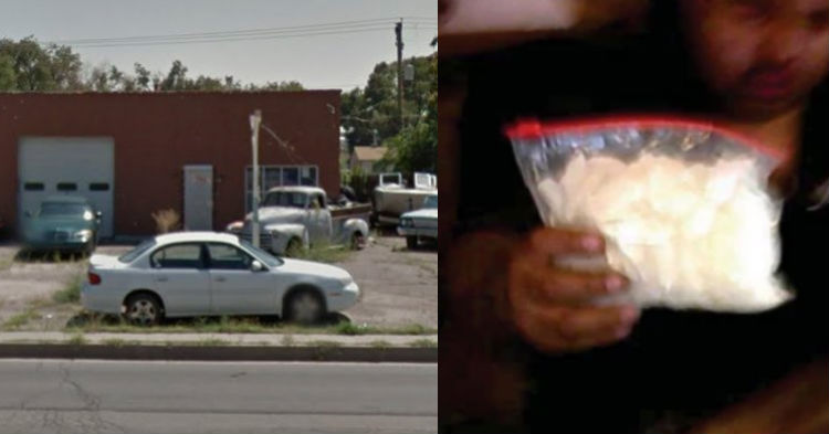 Guy Thinks Repair Shop Is A Smart Drug Front. Cops Know His Plan All Based On Its Name