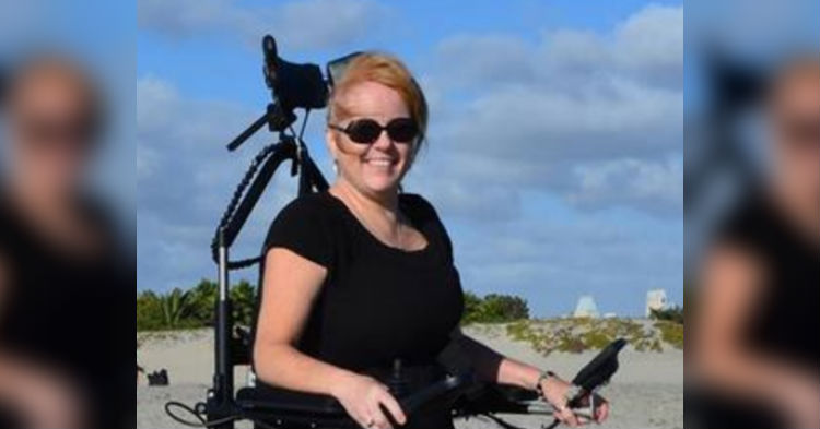 Paralyzed Wife Is Suspicious Of Why Husband Spends All His Time In Garage, Then She Follows Him