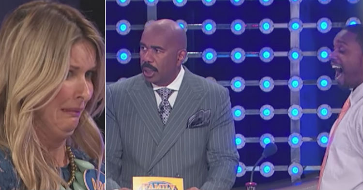 Even Steve Harvey Admits, This Is The Most Bizarre Answer He's Ever Heard On Family Fued