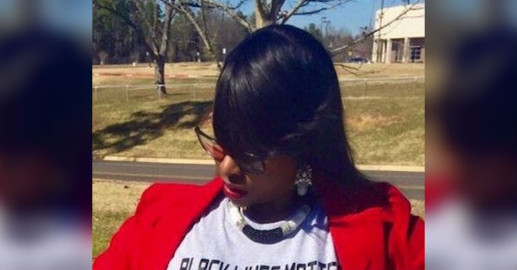 Her T-Shirt Makes A Statement About Race That's Gaining Serious Attention For Obvious Reason