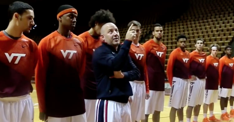 When His Players Disrespected The Anthem, Coach Sets Them Straight; Has Them Crying