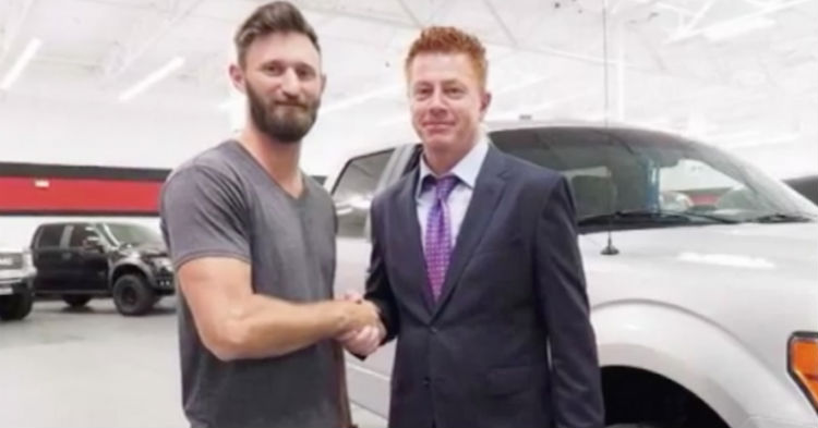 Veteran Who Stole Car To Save Vegas Victims, Gets Call From Local Businessmen; Changes His Life
