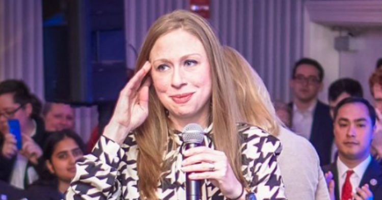 Chelsea Clinton Didn't Think Anyone Noticed, But Her Latest Move Is Causing Outrage