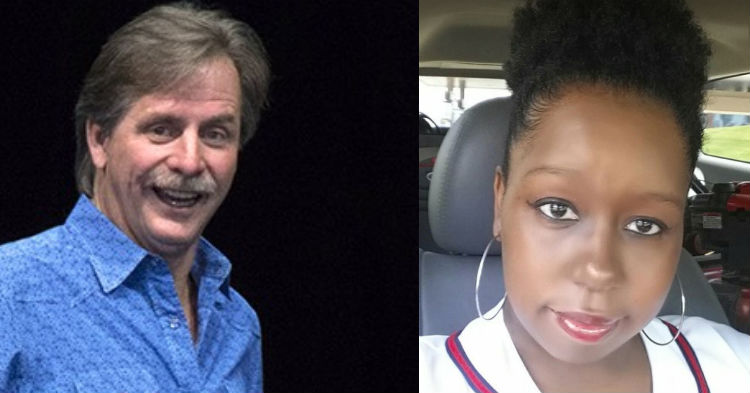 Mom Blindsided By What Jeff Foxworthy Did To Her When She Wasn't Paying Attention
