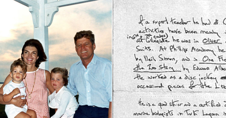 Never Before Seen Letters Written By Jackie Are Found, Here's What Secrets They Revealed