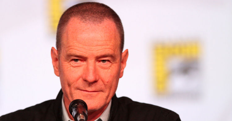 Bryan Cranston Has The Perfect Two Word Response To Anyone Who Is Hoping Trump Fails
