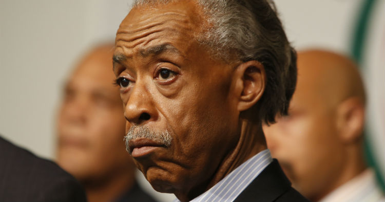 Al Sharpton Comes Out Of Hiding To Break His Silence, Leaves People Justifiably Outraged