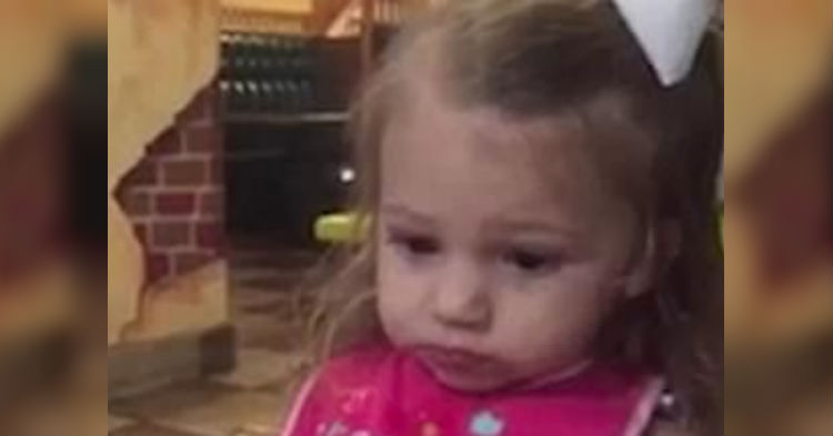 Grandma Jokingly Hands Lunch Bill To Her Granddaughter, Reaction Has Us In Stitches