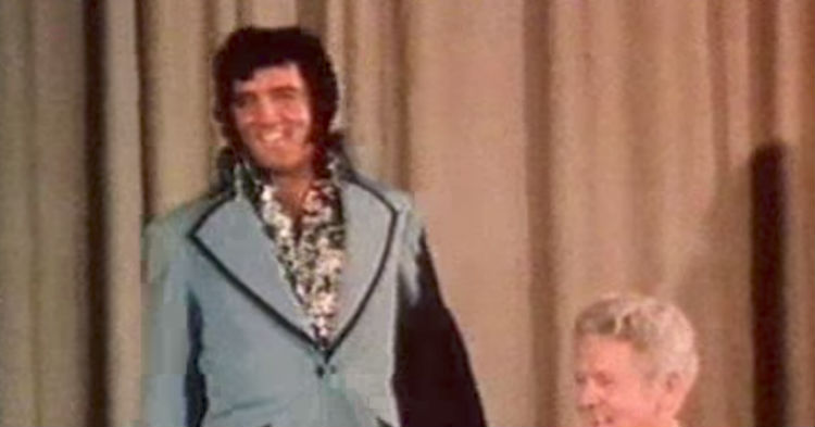 Rare Clip Of Elvis Is Unearthed, Shows A Talent The King Had That Few Knew About