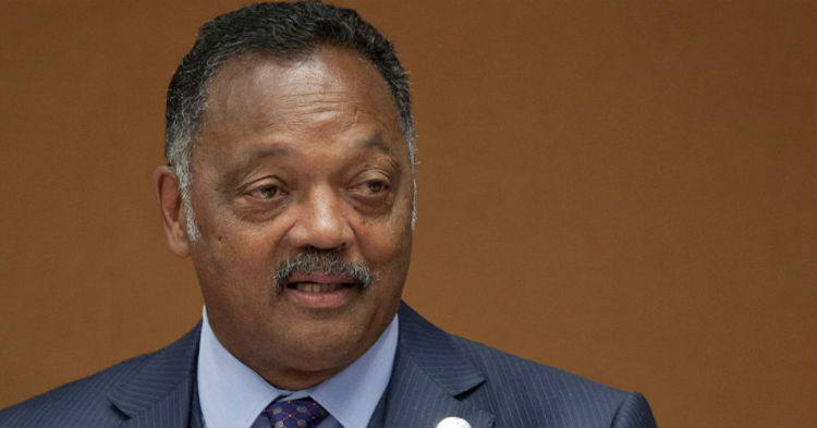 Jesse Jackson Thought Fame Could Keep Him Out Of Cops' Reach, Just Learned Some Bad News