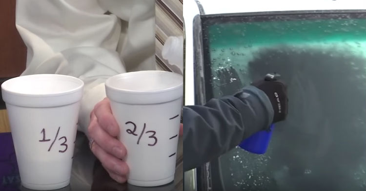 Meteorologist Shares Easy Way To Defrost A Car Window In Seconds, Even If It's Solid Ice