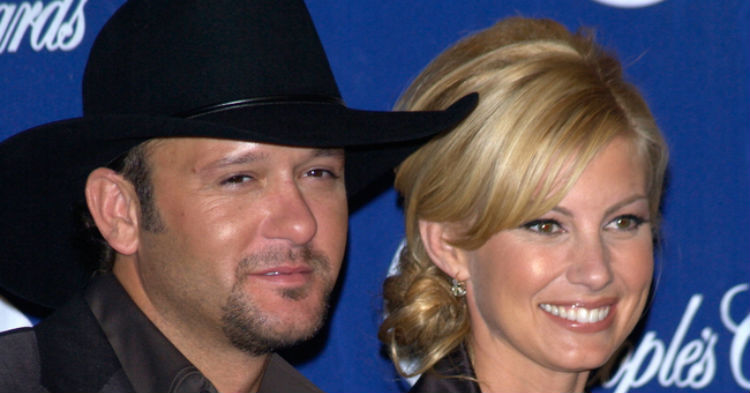 Faith Hill Is Stunned When Her Husband Publicly Confessed Closely Guarded Secret