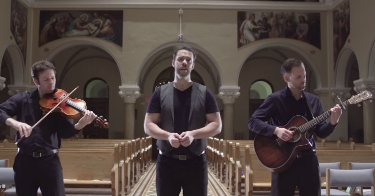 "Christian Singer Delivers A Spine-Tingling Acappella Version Of ""His Name Is Jesus"""