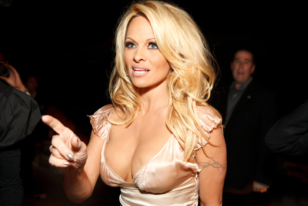 Pamela Anderson Just Came Forward About The MeToo Movement And Feminists Are Outraged